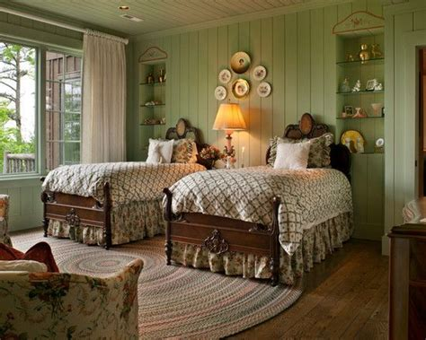 pics of small bedrooms in country victorian cottage dog victorian cottage painted wood paneling on walls and ceiling