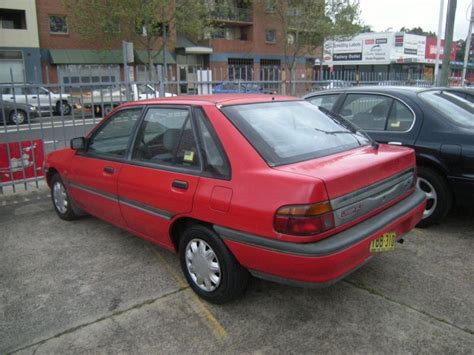 Ford Laser 1993 by 1993 Ford Laser Gl