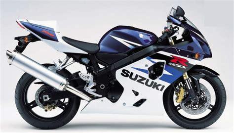Suzuki 750 Gsxr 2004 Suzuki Gsx R 750