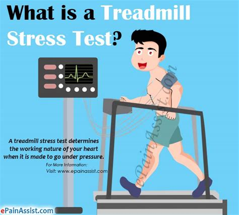 stress test what is a treadmill stress test