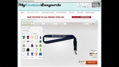 lanyard layout maker printed lanyards design your own printed lanyards online