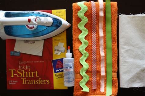 avery iron on transfer paper target vintage yot diy halloween guest towels yesterday on tuesday