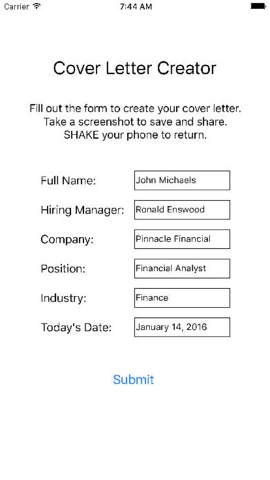 cover letter creator reviews cover letter creator app data review business apps
