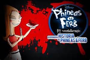 Creepypasta la verdadera historia de phineas y ferb parte 1