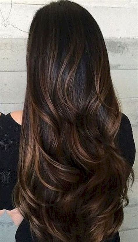 beautiful hair color ideas best 25 fall hair color for brunettes ideas on