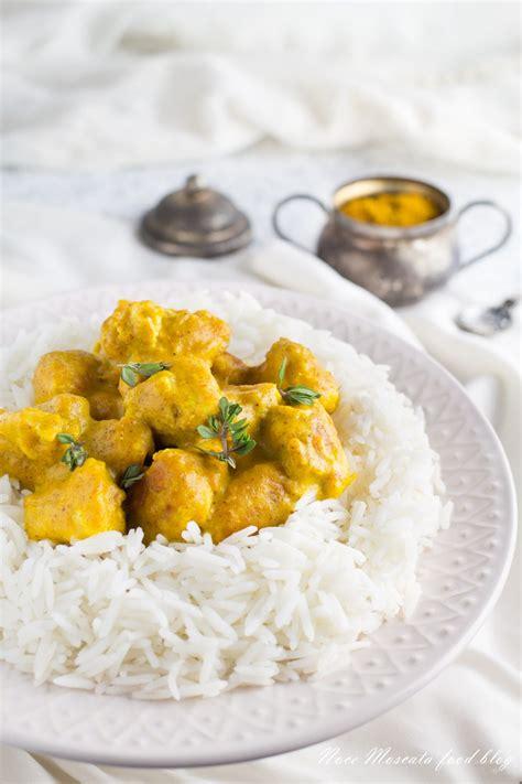 cucinare pollo al curry pollo al curry con riso basmati ricetta velocissima