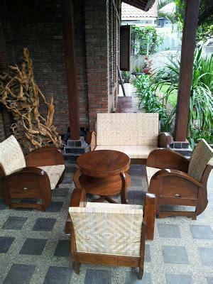 Kursi Tamu Kuno Becak 1 egi etnik galeri kursi kuno model becak sudah laku
