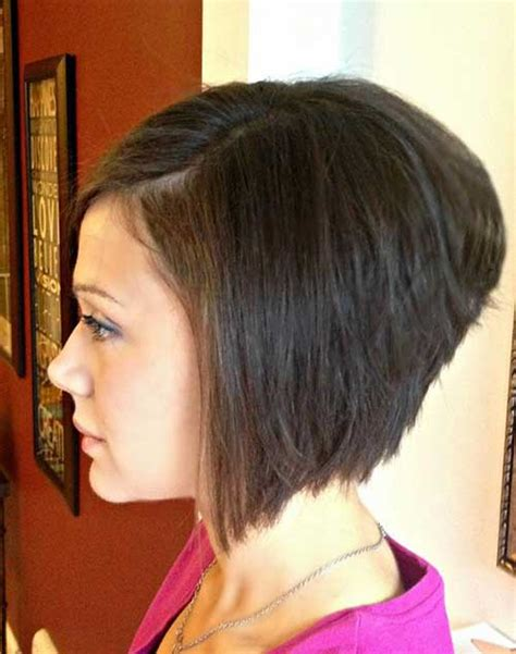 pic of back of shaved aline ahaircuts very trending stacked bob haircuts bob hairstyles 2017