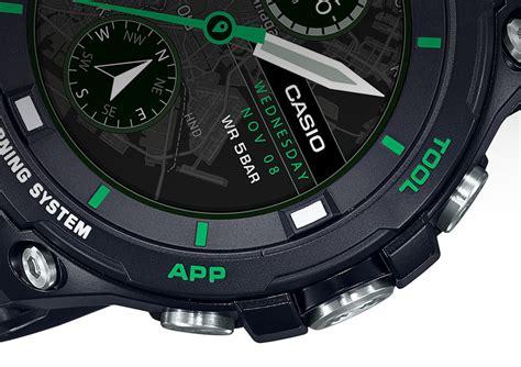 Casio Protrek Wsd F20 Like New casio pro trek wsd f20x smart outdoor ablogtowatch