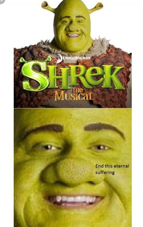 thought shrek dank memes  funny  dank