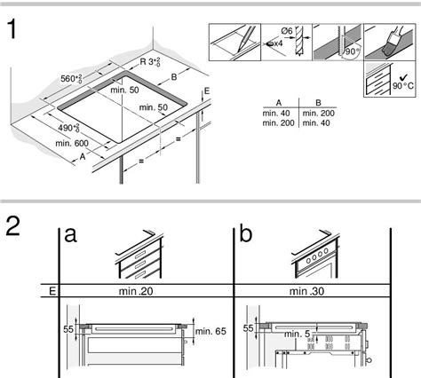 installazione piano cottura induzione guida impianto e collegamenti elettrici forum piano