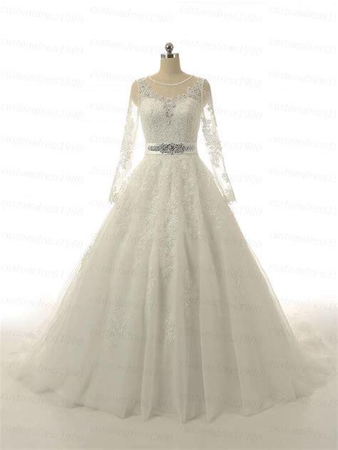 Handmade Wedding Gown - vintage gown wedding dress lace wedding dress