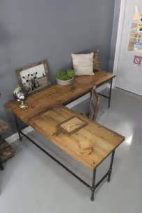 Diy Corner Desk Ideas Easy To Build Large Desk Ideas For Your Home Office The Home Office