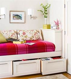 Daybed With Storage Underneath Small Space Solutions For Every Room