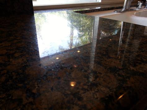 granite polishing and sealing in los angeles california