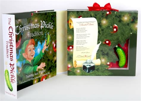 start the christmas pickle tradition family focus blog