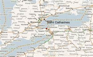 st catharines location guide