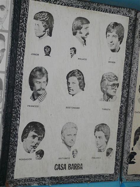vintage haircut chart 1000 images about vintage barber shop on pinterest