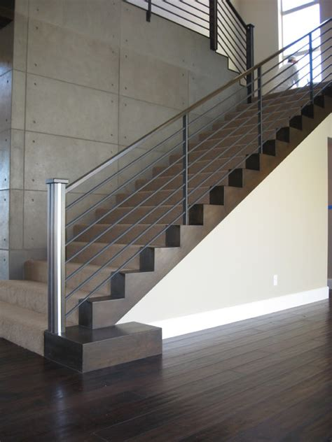 Home Decor Houzz by Contemporary Modern Staircases Contemporary Staircase