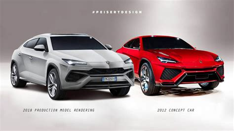 2018 lamborghini urus this is a realistic interpertation