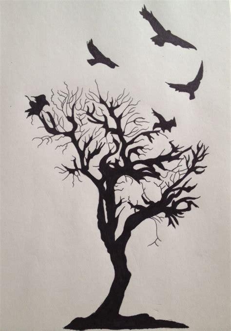 bird tree tattoo tree images designs