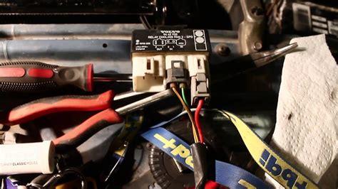 electric fan conversion installation   volvo   volvo restoration  station wagon pt