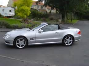 2002 Mercedes Sl 2002 Mercedes Sl Class Pictures Cargurus