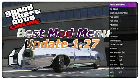 tutorial hack gta 5 online gta 5 online mod menu update 1 29 installieren deutsch