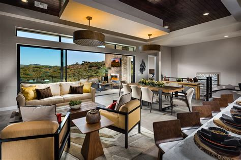 interior design az the overlook at firerock bsb design