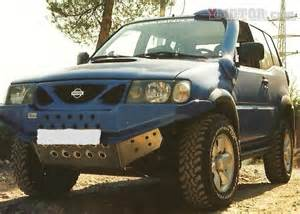 Ground Clearance Of Nissan Terrano Nissan Terrano 3 3 2001 Auto Images And Specification