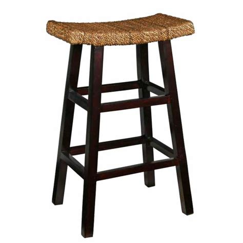Seagrass Bar Stools Seagrass Vessel Bar Stool And Woven Seagrass Bar Stool