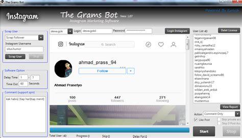 Software Penambah Folowwer Instagram bagaimana menambah follower instagram tanpa following user lainya exrush