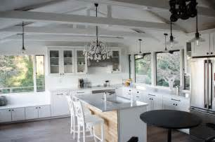 vaulted ceiling kitchen ideas vaulted kitchen ceiling ideas home design ideas