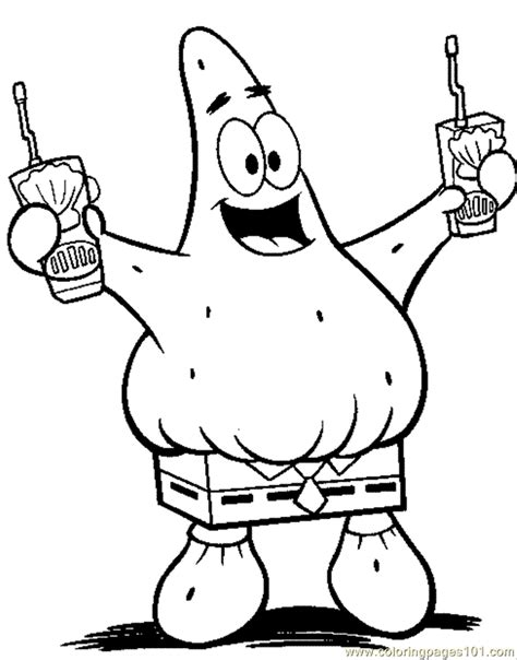 spongebob coloring pages download free online spongebob coloring pages coloring home
