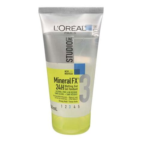 oreal paris studio line mineral fx creme gel hair styler price in l or 233 al paris studio strong hold line mineral fx 24h
