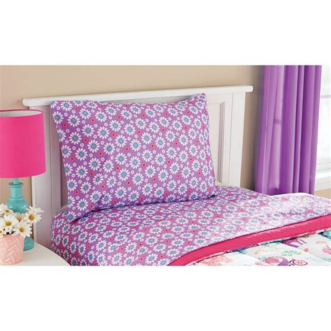 princess bedding set twin girls princess bedding set flat fitted sheet