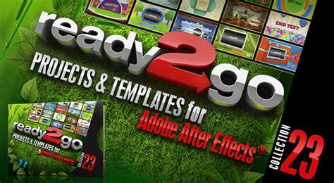 digital juice ready2go projects templates for after effects digital juice荣誉出品ae模板合集ready2go collection 23 for ae c4dsky