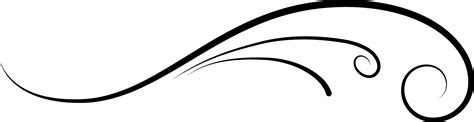 Free Clip Swirl Designs