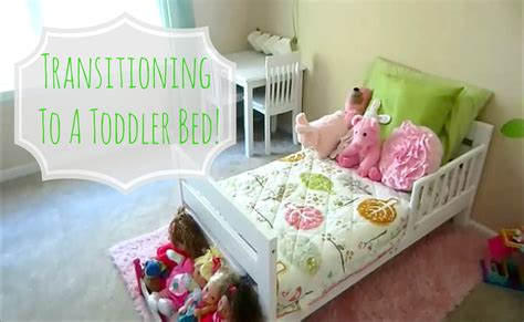 transition to toddler bed transitioning toddler to bed from crib home design ideas
