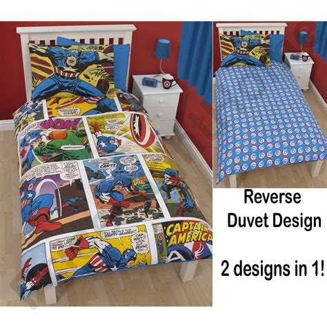 official marvel comics bedding and bedroom accessories