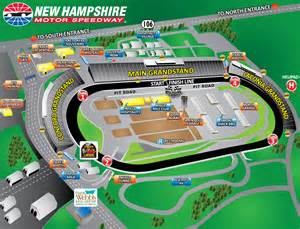 new hshire motor speedway loudon nh seating chart view