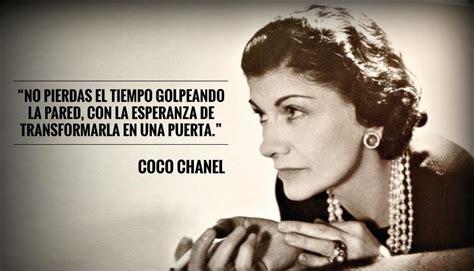 coco chanel biography in spanish frases de coco chanel que vale la pena recordar foto
