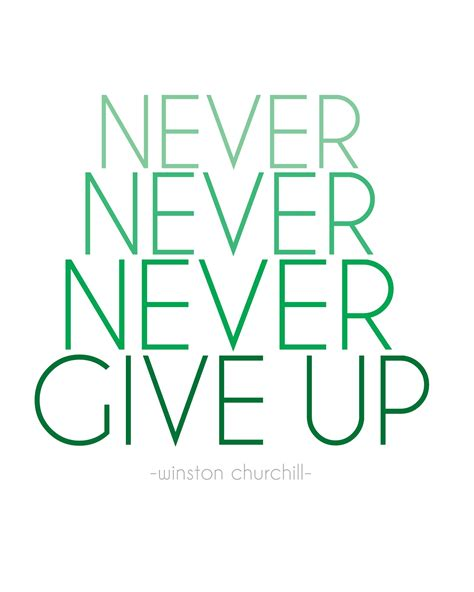 never give up sugartotdesigns never never never give up