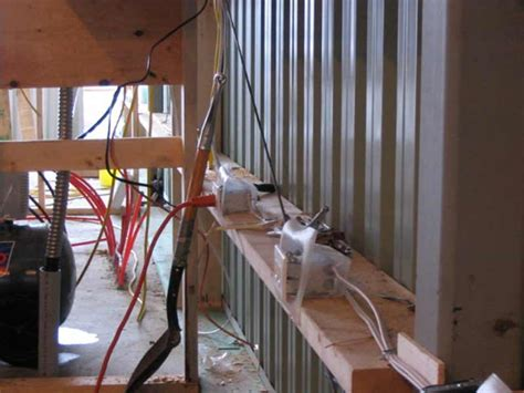 wiring a steel building wiring free engine image for