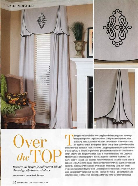 sewing pattern valance 390 best images about valances on pinterest