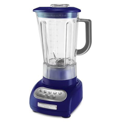 Blender Kitchen kitchenaid ksb560 cobalt blue blender genuine kitchenaid