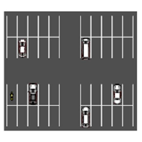 Parking Exles Parking Lot Layout Template