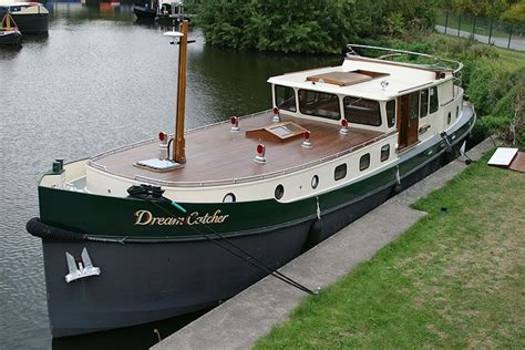 houseboat barge walker boats dutch barge for sale in - Boats For Sale Yorkshire Area