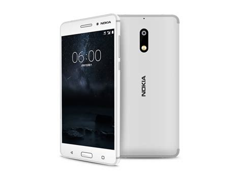 White Nokha nokia 6 now available for purchase on lazada philippines