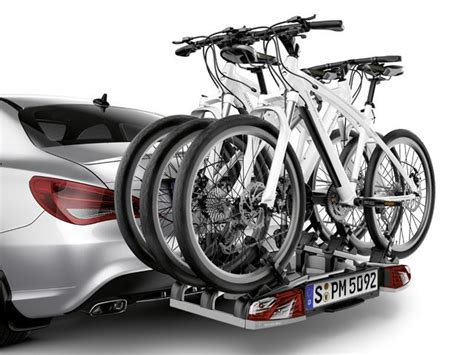 mercedes genuine accessories bicycle carrier indian